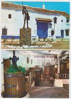 1130/ PUERTO LÁPICE Venta Del Quijote. 2 Postales / Cartes (1966, 1968). Non écrites. Unused. No Escritas. Non Scritte. - Ciudad Real