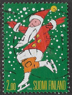 Finland SG1409 1995 Christmas 2m Good/fine Used [13/13936/6D] - Finland