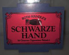 ROTH  HANDLE'S SCHWARZE HAND - Objets Publicitaires
