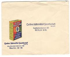 12092 - QUAKER RAPIDFLOCKEN - Publicidad