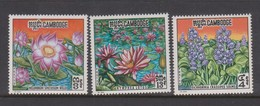 Cambodia SG 270-272 1970 Acquatic Plants ,mint Never Hinged - Cambodge