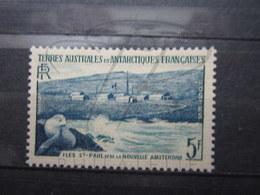 VEND BEAU TIMBRE DES T.A.A.F. N° 4 , XX !!! (b) - Unused Stamps