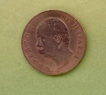 : ITALIE : UMBERTO I  - 10 Centesimi 1893 Roma - 1878-1900 : Umberto I