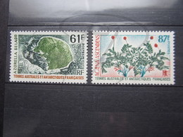 VEND BEAUX TIMBRES DES T.A.A.F. N° 52 + 53 , XX !!! - Unused Stamps