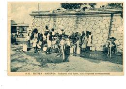 ERITREA ITALIANA MASSAUA - Erythrée