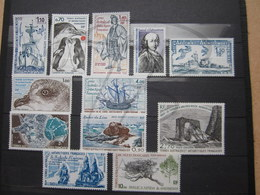VEND BEAUX TIMBRES DES T.A.A.F. , ANNEE 1979 + P.A. , XX !!! (b) - French Southern And Antarctic Territories (TAAF)