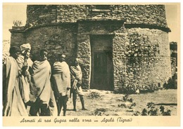 ERITREA ITALIANA TIGRAI - Erythrée