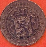LUXEMBOURG  : 10 CENTIMES 1860 - Luxembourg