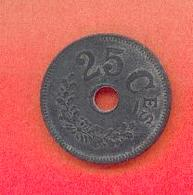 LUXEMBOURG  :25 CENTIMES 1916 - Luxembourg