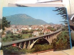 CAVA DEI TIRRENI VISTA CON AUTOSTRADA   V1970 GZ7042 - Cava De' Tirreni