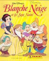 : (PANINI) « Blanche-Neige » - Album Incomplet (seul Manque Le Chromo N° 7) - Sammelbilderalben & Katalogue