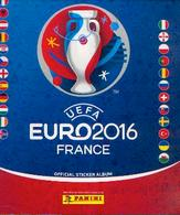 (PANINI) « UEFA EURO 2016 FRANCE» - Album Incomplet (+/- 80 % Des Chromos) - Sammelbilderalben & Katalogue