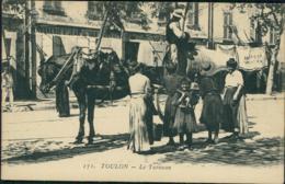 83  TOULON / Le Tonneau Devant La Marbrerie Saint Jean Du Var / - Toulon