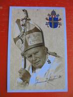 Pope John Paul II.PAPEZ JANEZ PAVEL II - Images Religieuses