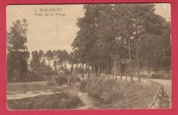 Walcourt - Pont De La Forge - 1934 ( Voir Verso... Jolie Griffe De Walcourt ) - Walcourt