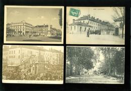 Lot De 38 Cartes Postales De France  Saône - Et - Loire       Lot Van 38 Postkaarten Van Frankrijk ( 71 ) - 38 Scans - Cartes Postales
