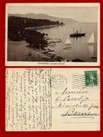 B-36977 LAUSANNE Switzerland 1914. Posted Postcard - VD Vaud