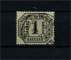 NDB 1870 Nr D6 Gestempelt (110703) - Norddeutscher Postbezirk