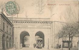 BESANCON La Porte Battant - Besancon
