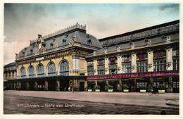 1 Cpsm Lyon - Gare Des Brotteaux - Lyon
