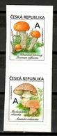 Czech Rep. 2018 Chequia  / Mushrooms MNH Pilze Setas Champignons / Cu10302  30 - Paddestoelen