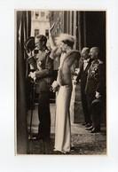 - CPA COUPLE ROYAL BELGE - Joyeuse Entrée à Anvers 7.7.1935 - - Familles Royales
