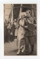 - CPA COUPLE ROYAL BELGE - Joyeuse Entrée à Anvers 7.7.1935 - Edition G. Cailliau 276 - - Familles Royales