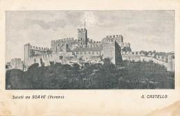 V.253.  Saluti Da SOAVE - Verona - Il Castello - Otras Ciudades