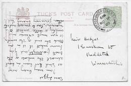 RSO - Wotten-under-Edge On Tuck Oilette PC - Postmark Collection