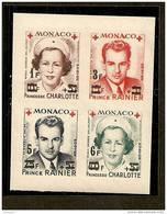 MONACO N°379/82B N** LUXE Cote 80 Euros !!! - Monaco