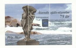 ALAND  BLOC NEUF SUPERBE  EMIS EN 1997 - Aland