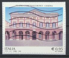 °°° ITALIA 2016 - TEATRO COMUNALE BONCI DI CESENA °°° - 2011-...: Usati