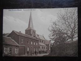 Sint - Pieters - Rhode  Buitenzicht Der Kerk - België