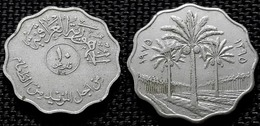 IRAQ - 10 Fils - 1975 - KM 142  - FAO - V Rare - Iraq