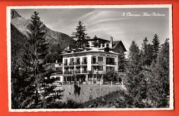 VAC-04 Champex Hotel Bellevue  Edit. Dorsaz 8. Non Circulé - VS Valais