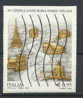 °°° ITALIA 2016 - GEMELLAGGIO ROMA PARIGI °°° - 2011-...: Usati