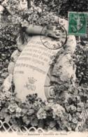 CPA   92   ASNIERES---CIMETIERE DES CHIENS---1911 - Asnieres Sur Seine