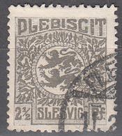 SCHLESWIG      SCOTT NO 1    USED     YEAR  1920 - Schleswig-Holstein