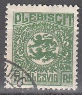 SCHLESWIG      SCOTT NO 2    USED     YEAR  1920 - Schleswig-Holstein