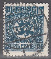 SCHLESWIG      SCOTT NO 6   USED     YEAR  1920 - Schleswig-Holstein