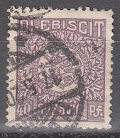 SCHLESWIG      SCOTT NO 9   USED     YEAR  1920 - Schleswig-Holstein