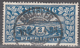 SCHLESWIG      SCOTT NO 12       USED     YEAR  1920 - Schleswig-Holstein