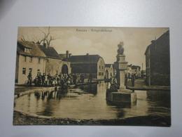 Allemagne. Kreuzau, Lot De 2 Cartes. Kriegerdenkmal, Teichstrasse (7639) - Autres