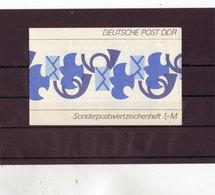 DDR, SMHD 15** (M 493) - Booklets