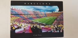 ESPAGNE  : Barcelone Foot Camp Nou - Barcelona