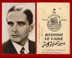 B-36995 Egypt. Old Tobacco-cigarette Card / TOCCOS - Fiches Illustrées