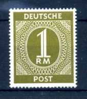 Z51140)Gemeinschaftsausgaben 937 Y**, Best. Gepr. Schlegel - American,British And Russian Zone