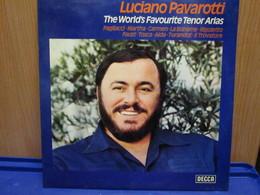 LP048 -LUCIANO PAVAROTTI - THE WORLD'S FAVOURITE TENOR ARIAS - Opera
