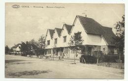 Genk - Genck   * Winterslag - Maisons D'employés - Genk