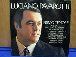 LP049 -LUCIANO PAVAROTTI - PRIMO TENORE - Opera